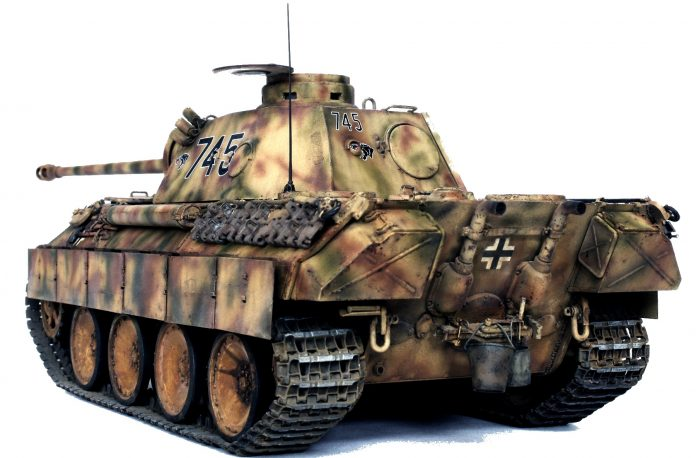Tamiya Mark V Panther