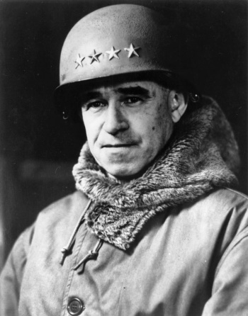 Gen Omar Nelson Bradley (Feb 12, 1893 – Apr 8, 1981) was a senior officer of the US Army during World War II, holding the rank of General of the Army