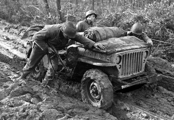 The 2nd Ranger Battalion held Hill 400 in the embattled Hürtgen Forest against fierce German counter-attacks in Dec 1944