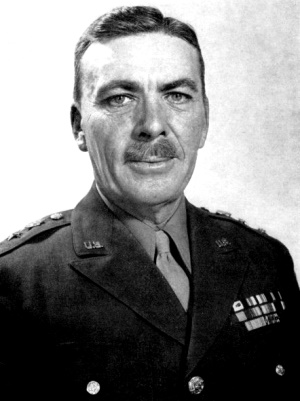 Raymond Oscar 'Tubby' Barton (Aug 22, 1889 – Feb 27, 1963) was a career officer in the US Army in WW-1 and WW-2. As commander of the 4-ID during WW-2, Barton is one of only eleven US general officers who commanded their divisions for the duration of their combat service