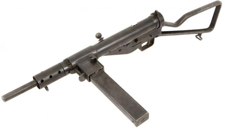 Sten Gun MK-II