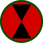 US 7th Infantry Division