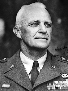 Joseph May Swing, Feb 28, 1894 – Dec 9, 1984, was a US Army officer who fought in World War I and commanded the 11th Airborne Division during the campaign to liberate the Philippines in World War II