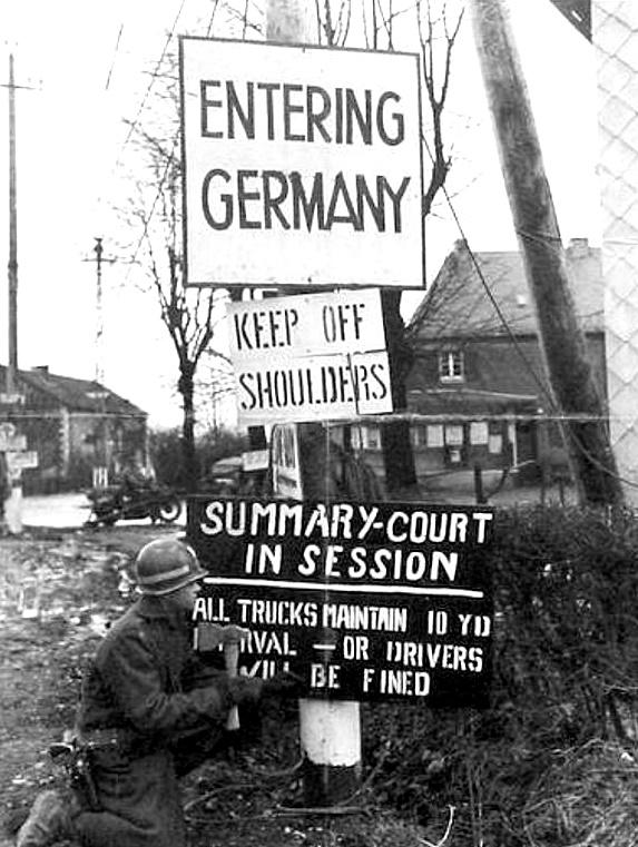 Lichtenbuch Belgium 1944