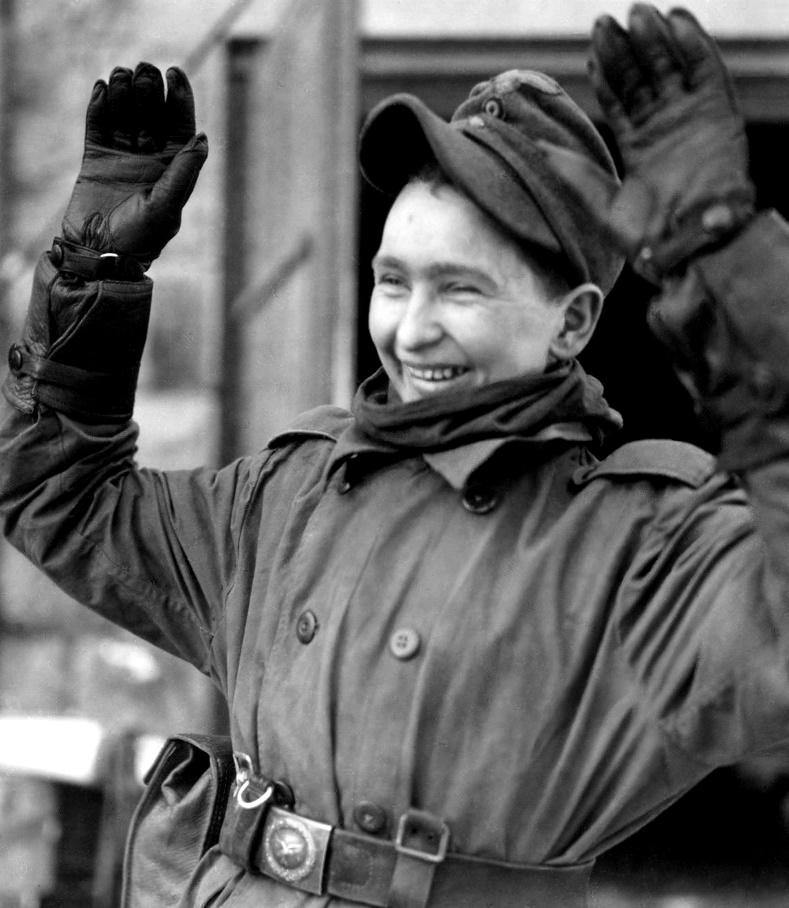 Another Happy Kraut captured