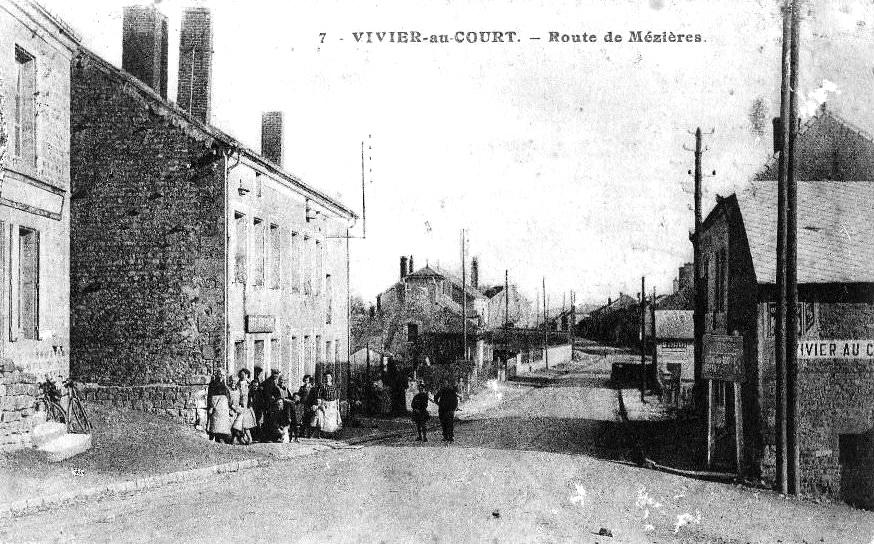 Vivier au Court 1900s