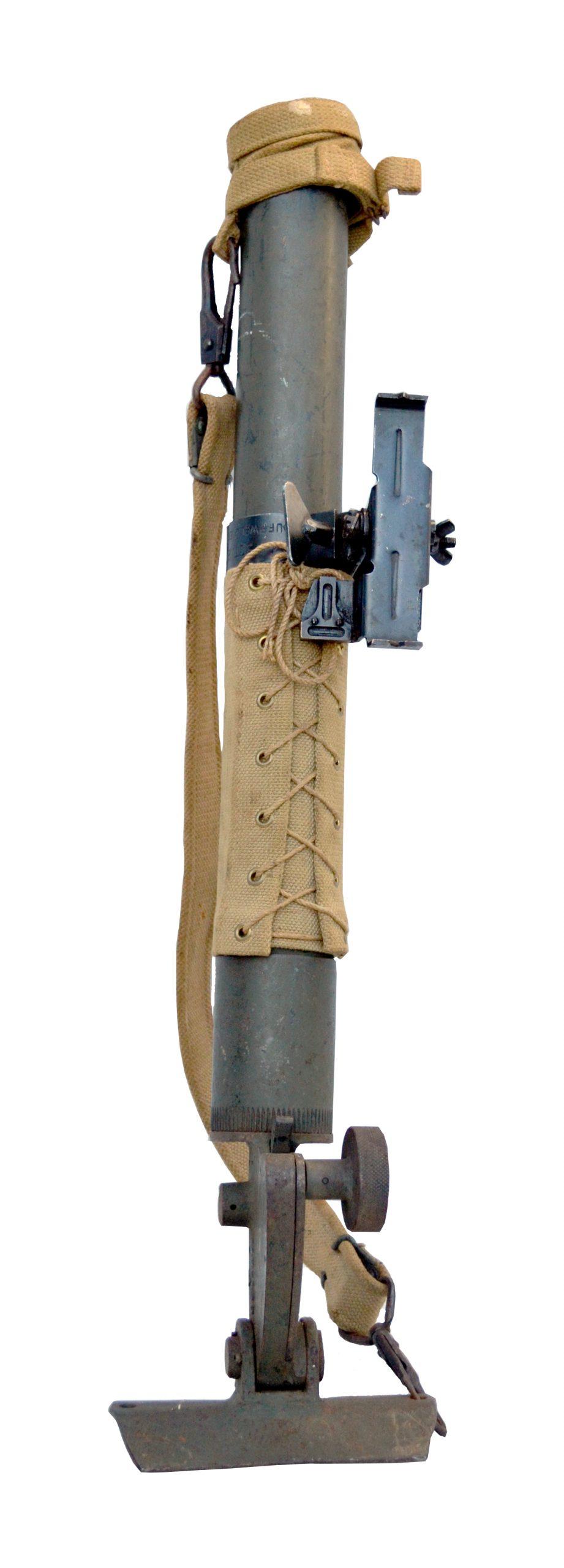 British WWII 2' Mortar